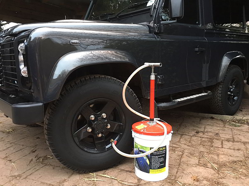 Prevent Punctures Sealant