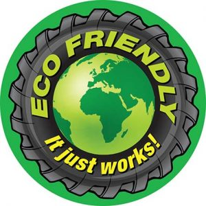 Eco-Friendly roundel