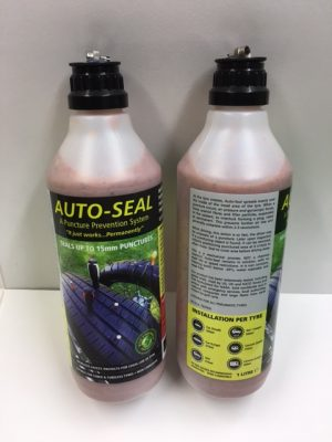 Puncture Prevention Sealant for Vehicles