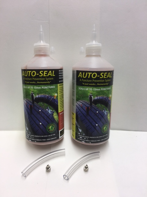 Auto Seal Car Tyre Sealant