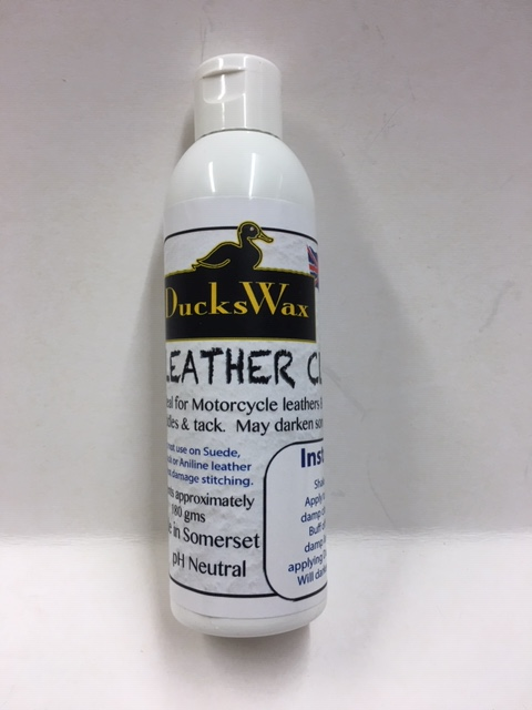 Duckswax Leather Cleaner