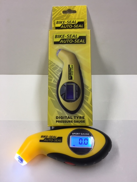 DIGITAL TYRE GAUGE